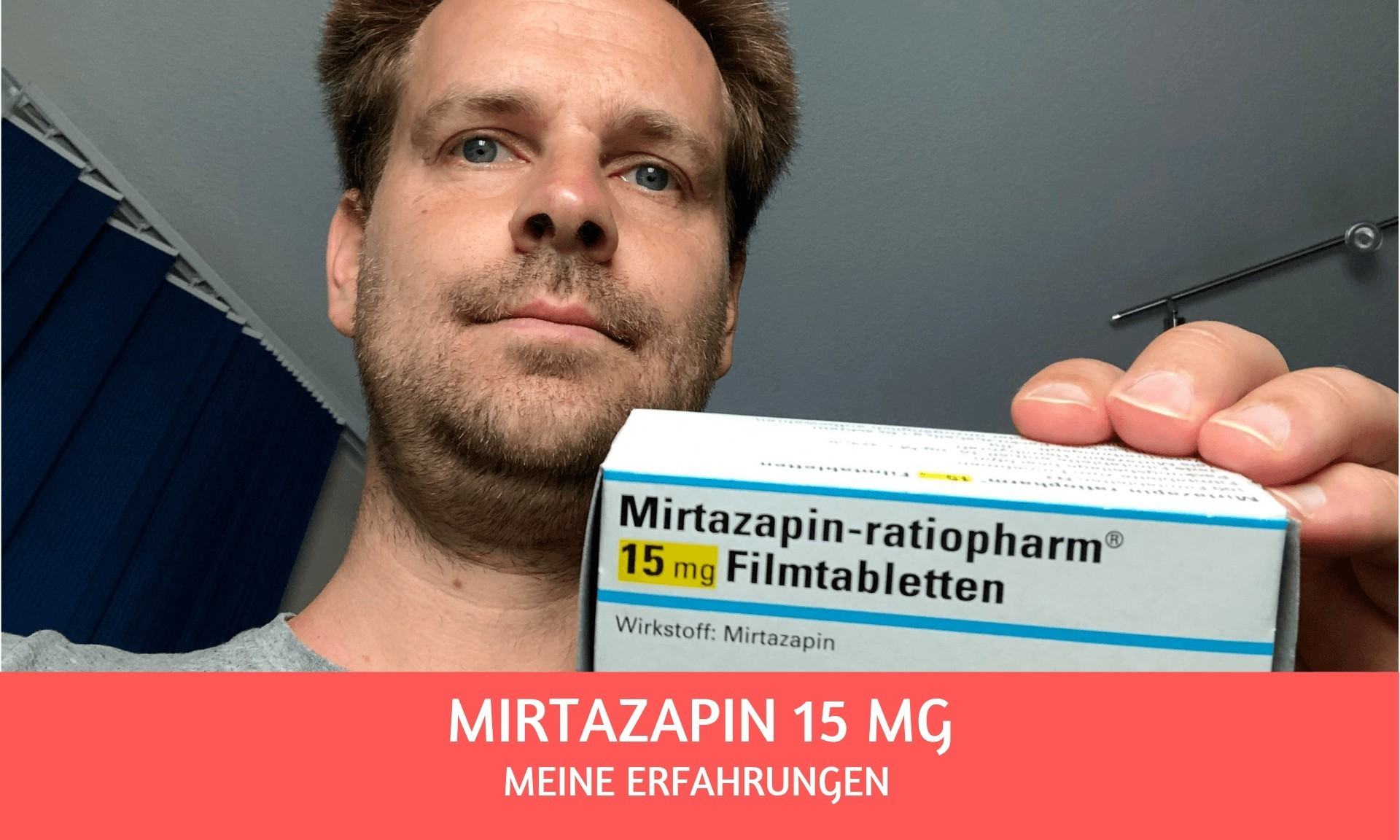 Mg 15 tödlich mirtazapin überdosis DoktorWeigl erklärt