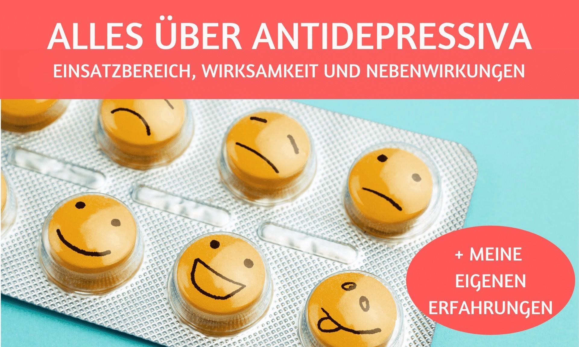 Nebenwirkungen antidepressiva ohne sexuelle Fachinformation Neurologie