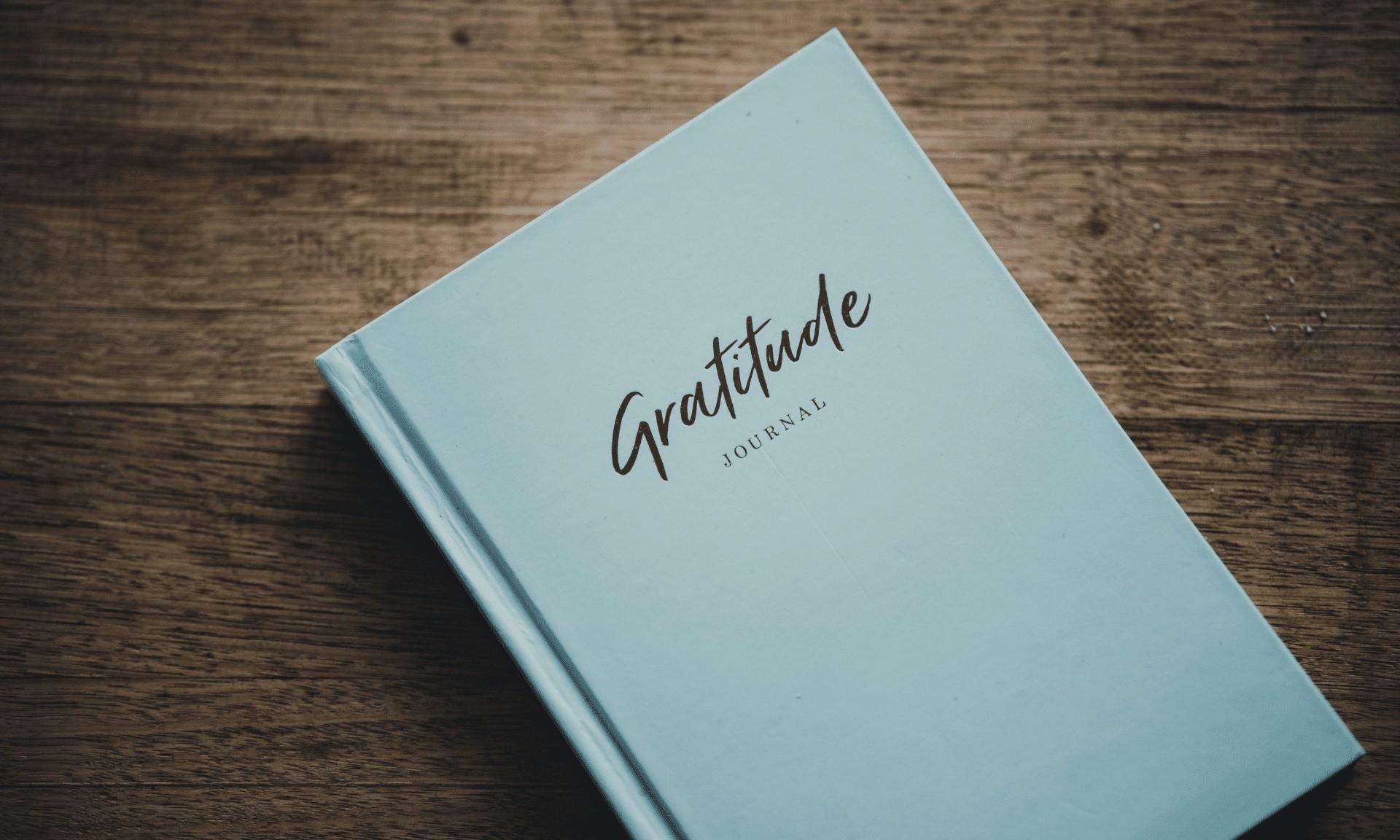 Tipp 15: Dankbarkeitstagebuch
